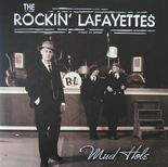 "LP ✦THE ROCKIN' LAFAYETTES✦ ""Mud Hole"" Fantastic Garage-Rock'n'Roll Album. Hear♫"